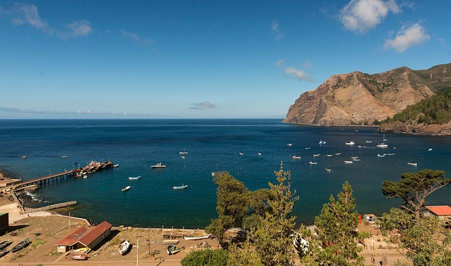 ¿Cómo es el archipiélago Juan Fernández?