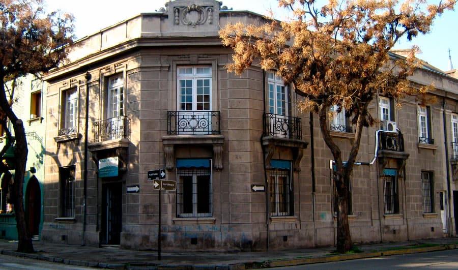 Arquitectura del Barrio Yungay