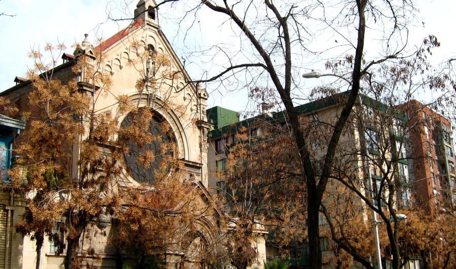 Iglesia del Barrio Yungay