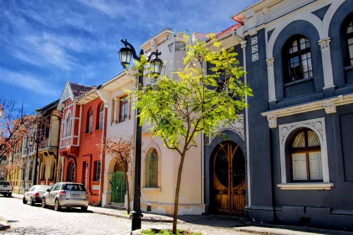 Imagen destacada del barrio Yungay