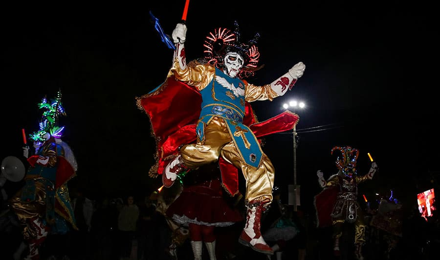 Atractivos de la Fiesta de la Tirana