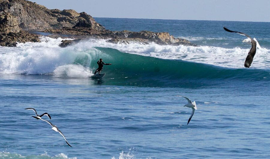 Surf en Cobquecura
