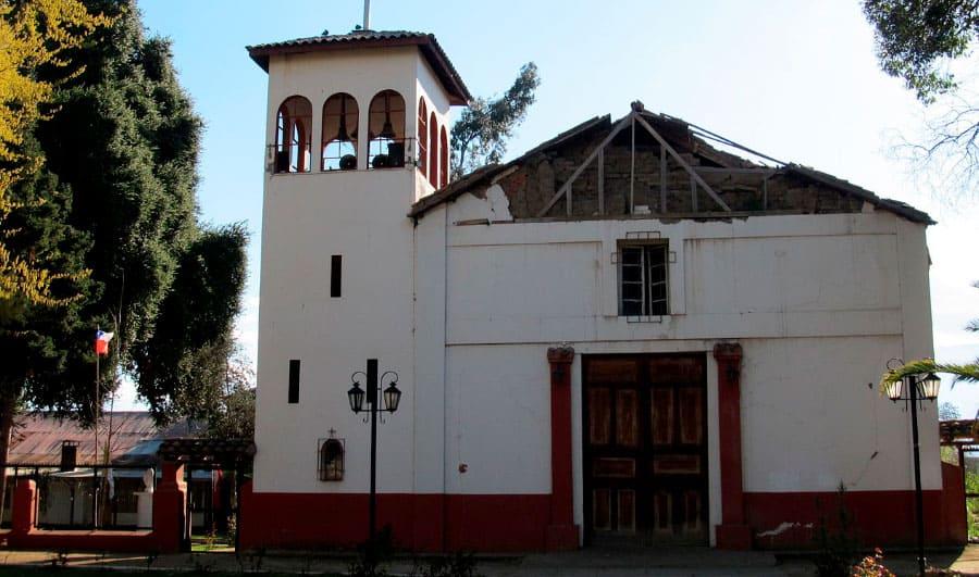 Iglesia de Codegua