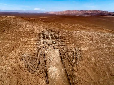 Imagen destacada del Gigante de Tarapacá