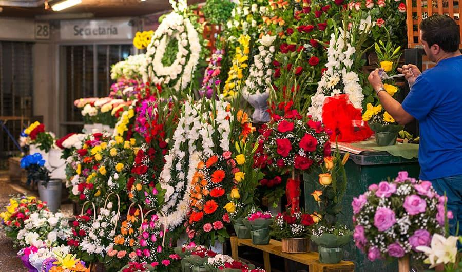 Flores en La Vega