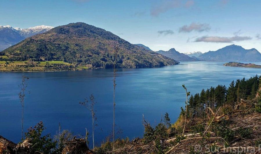 Información sobre el Lago Ranco