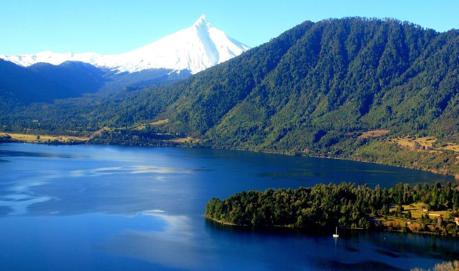 Atractivos del Lago Rupanco