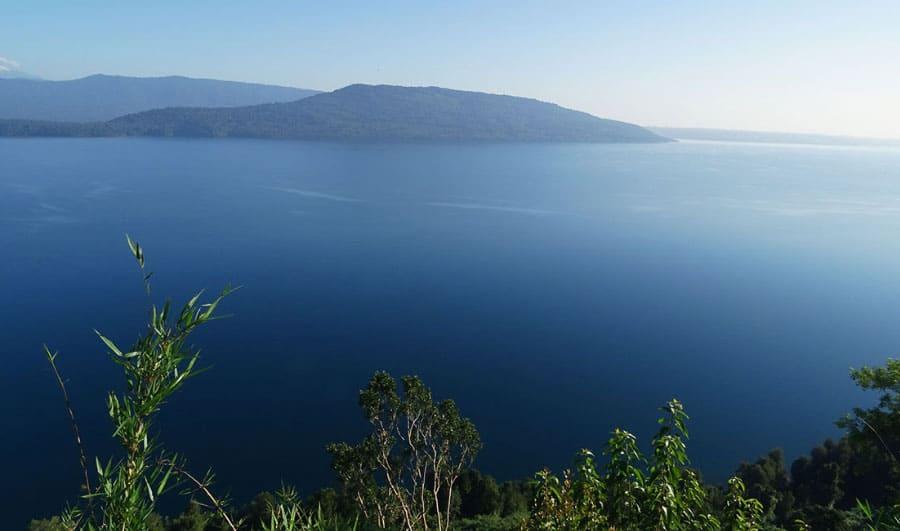¿Cómo es el Lago Rupanco?