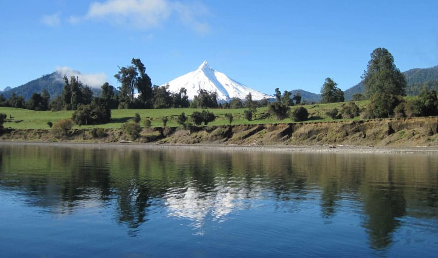 Información del Lago Rupanco