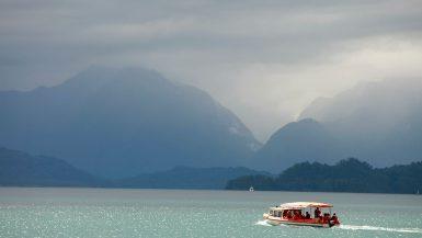Imagen destacada del Lago Todos Los Santos