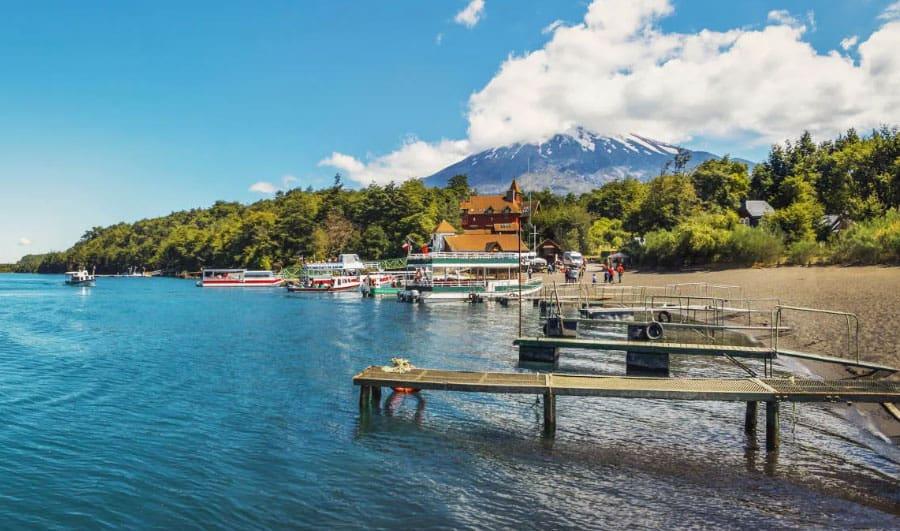 Turismo en el Lago Todos los Santos