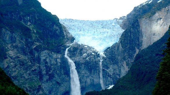 Imagen destacada del Parque Nacional Queulat