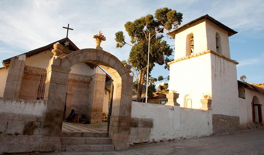 Iglesia de Putre