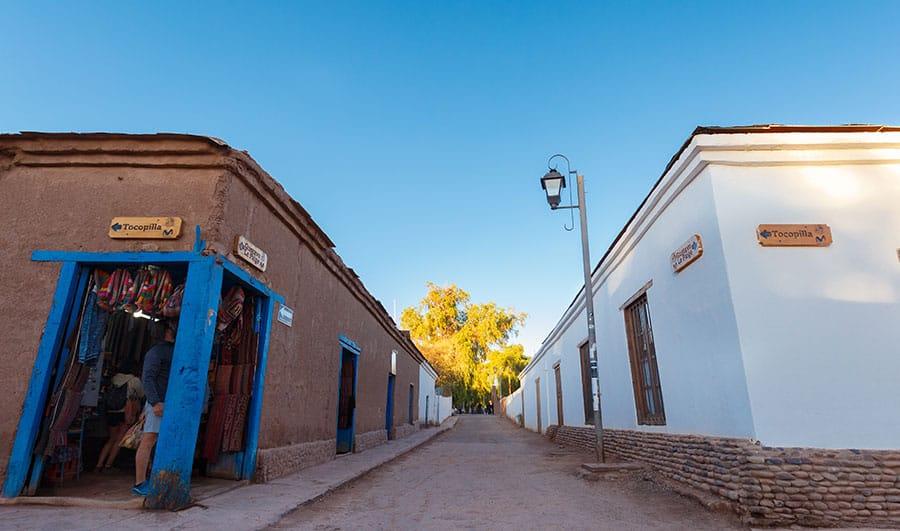 Casas de San Pedro de Atacama