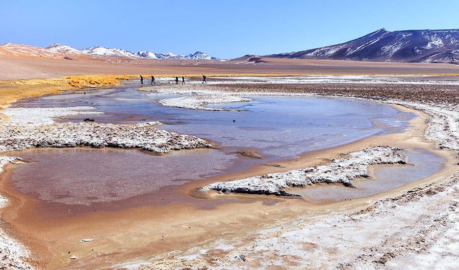 Información sobre San Pedro de Atacama