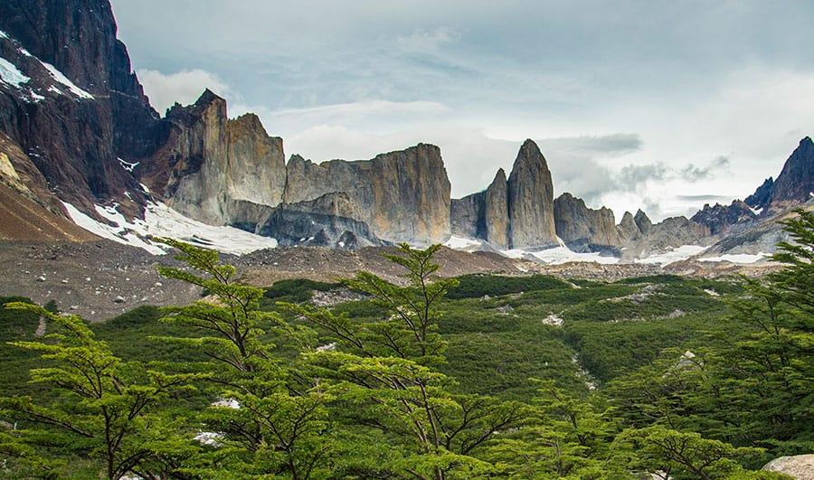 Atractivos del Parque Nacional Torres del Paine