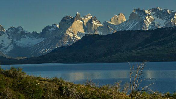 Imagen destacada del Parque Nacional Torres del Paine