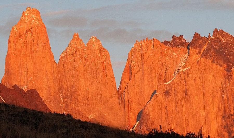 Turismo en el Parque Nacional Torres del Paine