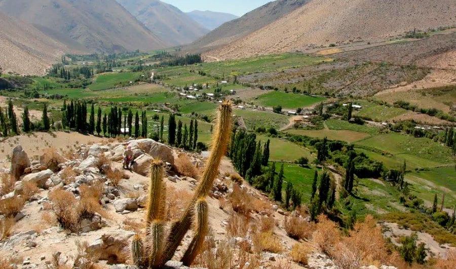 Atractivos del Valle de Río Hurtado