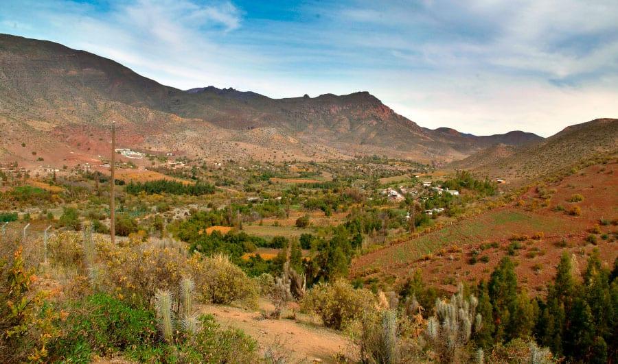 ¿Cómo es Valle del Río Hurtado?