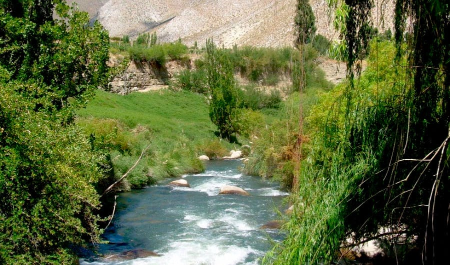 Información sobre Valle de Río Hurtado