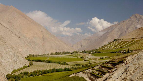 Imagen destacada del Valle del Elqui