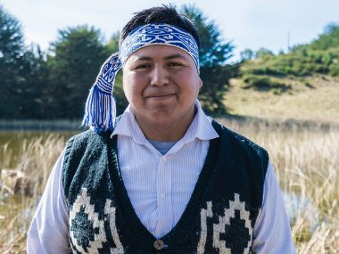 Carlos Díaz Nahuel, emprendedor turístico
