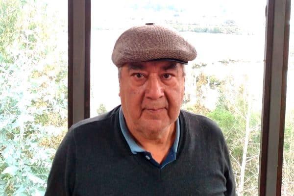 Carlos Risco, orfebre del Río Bueno