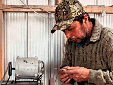Manuel Molina, fabricantes de cuchillos artesanales