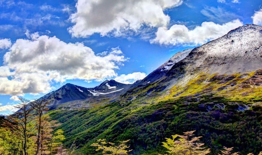 Información sobre la Imagen destacada de la Reserva Nacional Karukinka