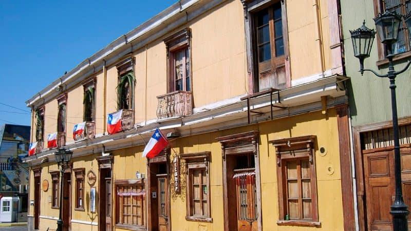 Barrio Inglés de Coquimbo