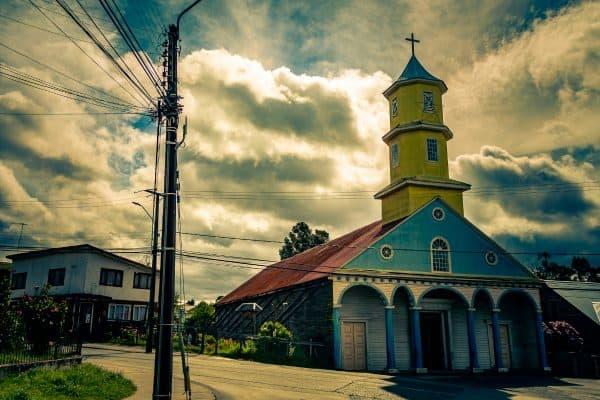 Iglesia Nuestra Señora del Rosario, Chonchi