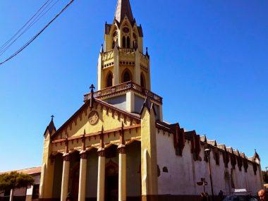 Iglesia San Vicente de Paul