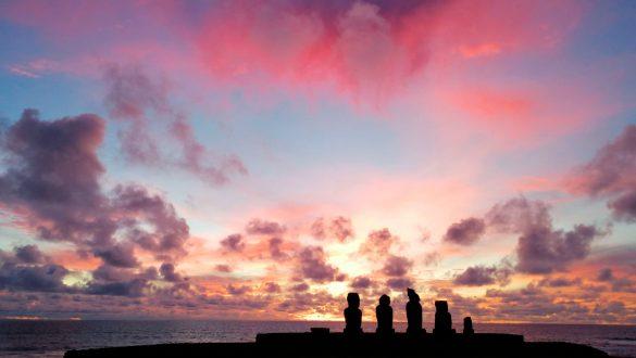 Las mejores puestas de sol de Chile