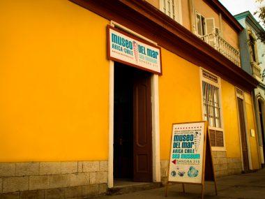 Imagen destacada del Museo del Mar de Arica