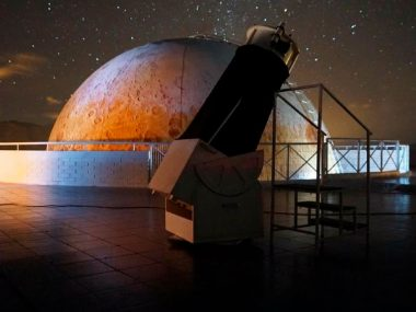Observatorio astronómico Mamalluca