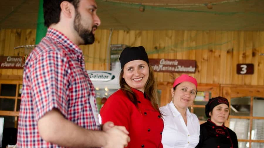 Cecilia Sanhueza, Presidenta Centro Gastronómico Nehuenté