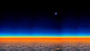 Los Mejores lugares para contemplar el eclipse solar de diciembre