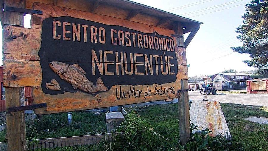 Entrada Centro Gastronómico Nehuente