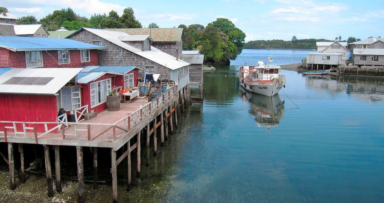 Información sobre Isla Mechuque