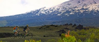 Los mejores lugares para pedalear en Chile