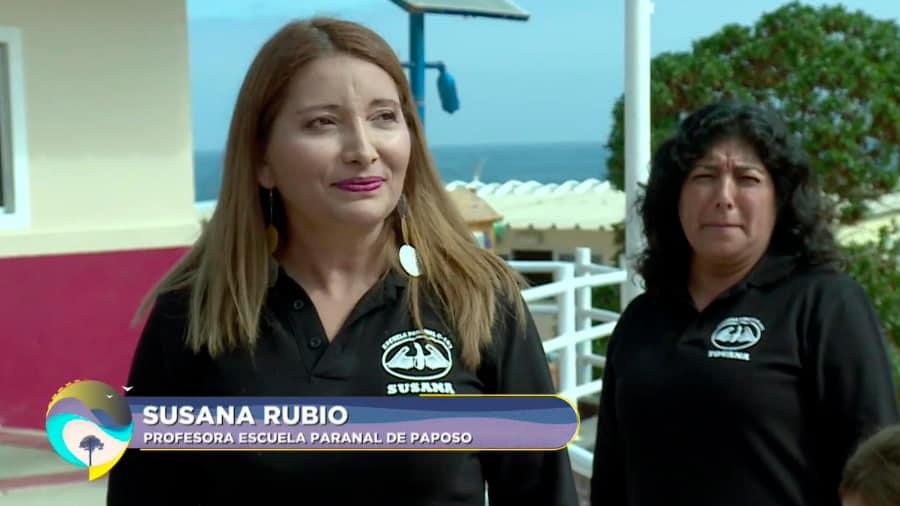 Profesora Susana Rubio