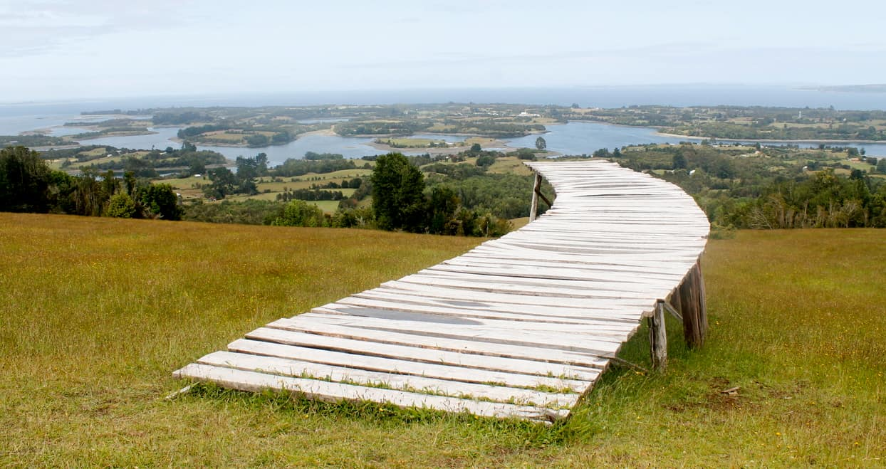Puente de Isla Mechuque