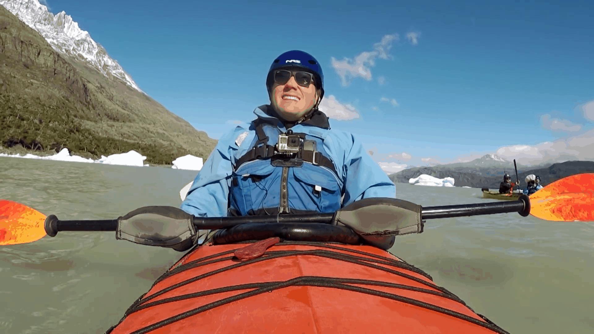 En primera persona: Torres del Paine