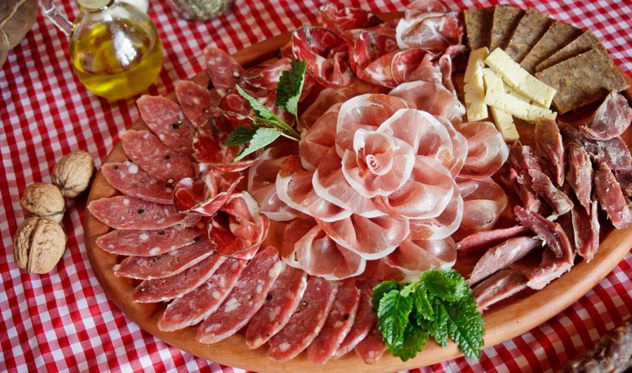 Gastronomía Capitán Pastene