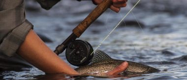 Pesca deportiva en Chile