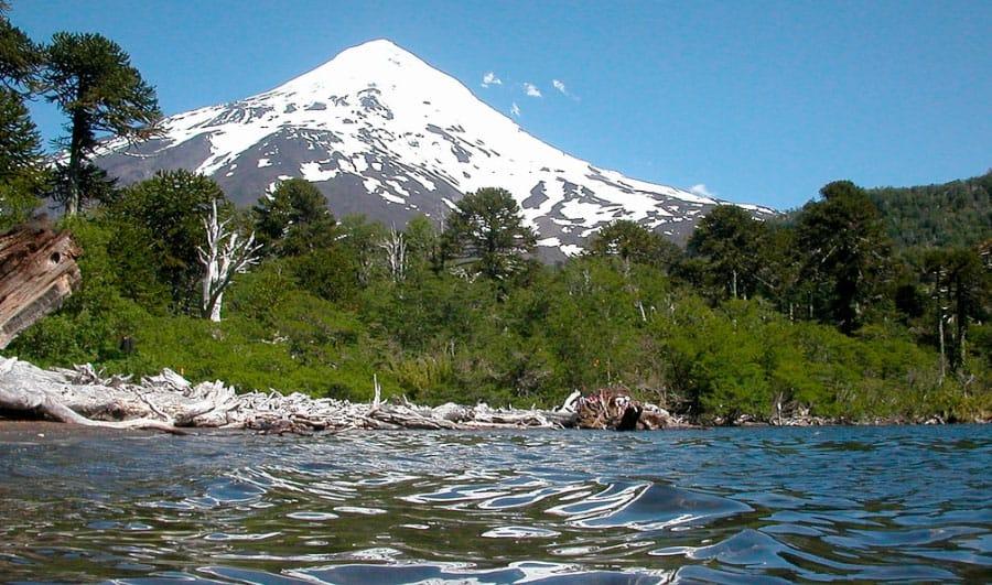 Volcán Nevados de Chillán