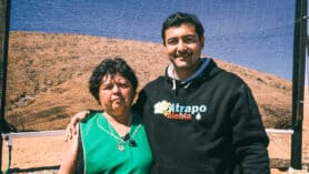 Orlando Rojas, el hombre del Atrapanieblas