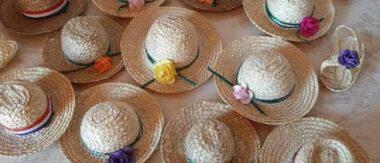 Trenzadoras de trigo de Carrizalillo