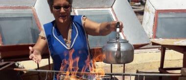 Yo Recomiendo: Cocinas Solares de Villaseca